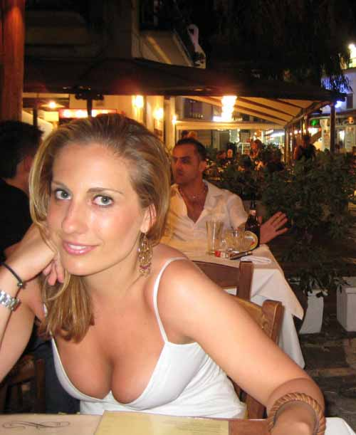 I Have Met With This Sexy Greek Woman Once On The One Adult Dating Website