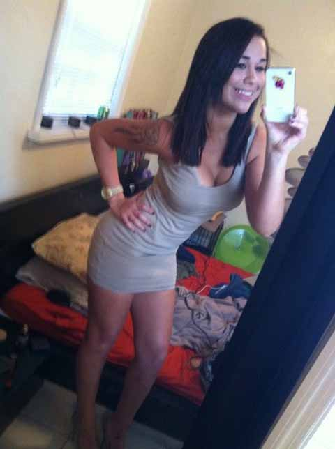 Wondrous Hottie On Adult Dating Site